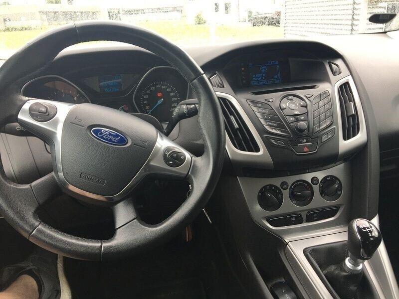 Ford Focus, 1,6 TDCi 115 Trend stc., Diesel