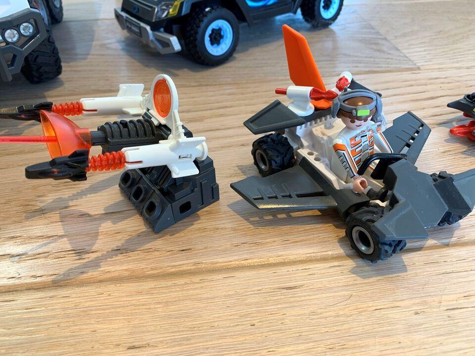 Playmobil, Spy agents, Playmobil