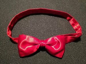 Handmade Formal Pre-Tied Tuxedo Bow Tie for Men-Hawaiian Flower Hibiscus