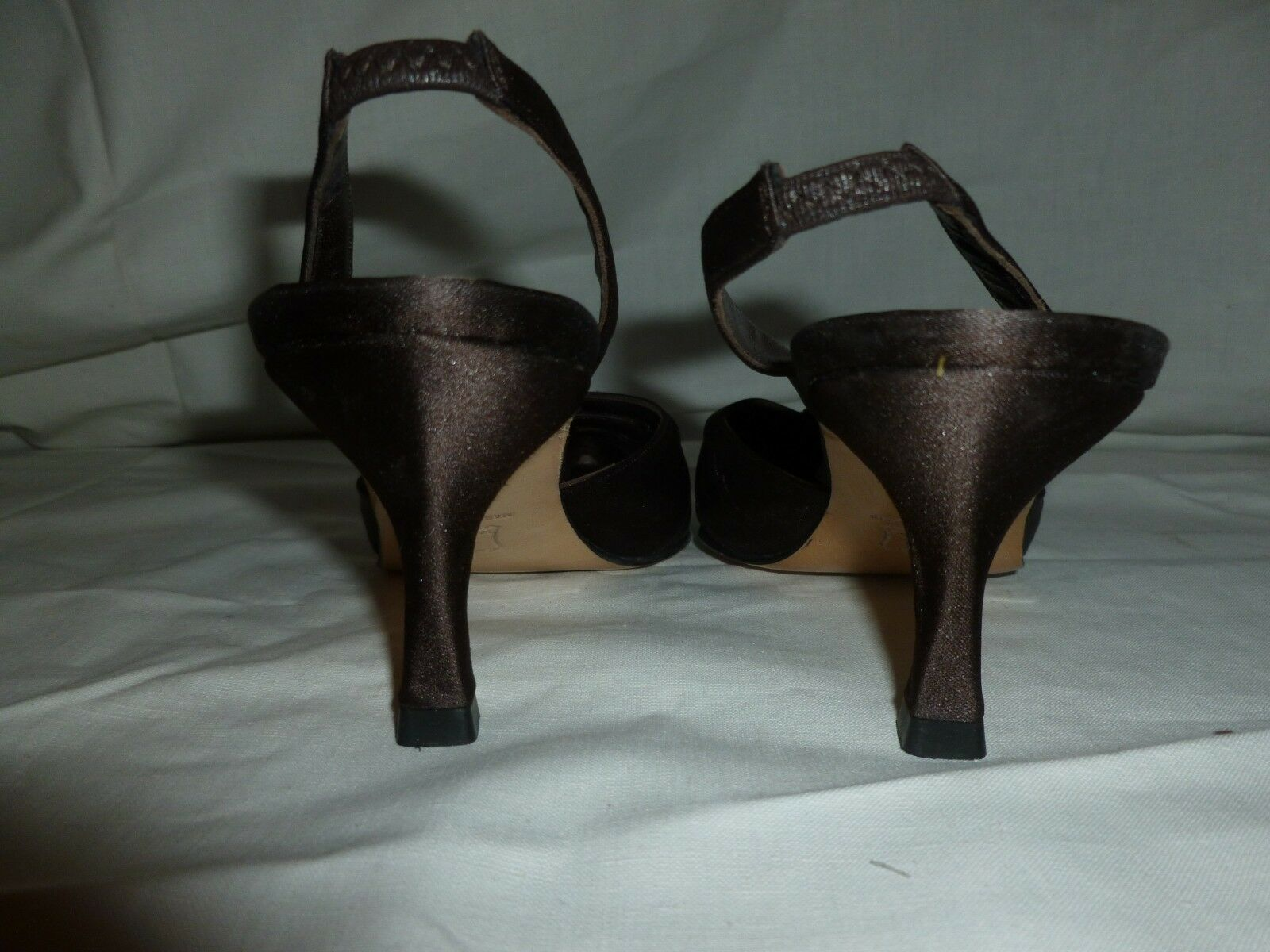 L K BENNETT BROWN SLING BACK    Schuhe  UK  3.5     EU 36 509952