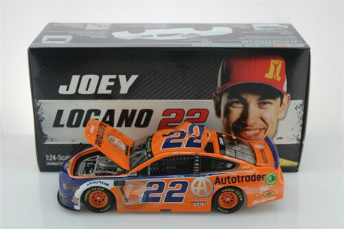 JOEY LOGANO #22 2019 AUTOTRADER 1//24 SCALE IN STOCK NEW FREE SHIPPING