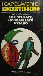 I-CAPOLAVORI-DI-SEGRETISSIMO-N-60-SAS-SCUSATE-HO-SBAGLIATO-USSARO