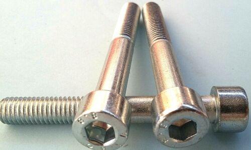 M12 Innensechskant 8.8 Schrauben Zylinderschrauben DIN 912 Zylinderschraube M4