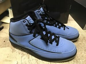 new styles c2239 60b7c Image is loading USED-MENS-NIKE-AIR-JORDAN-II-2-RETRO-