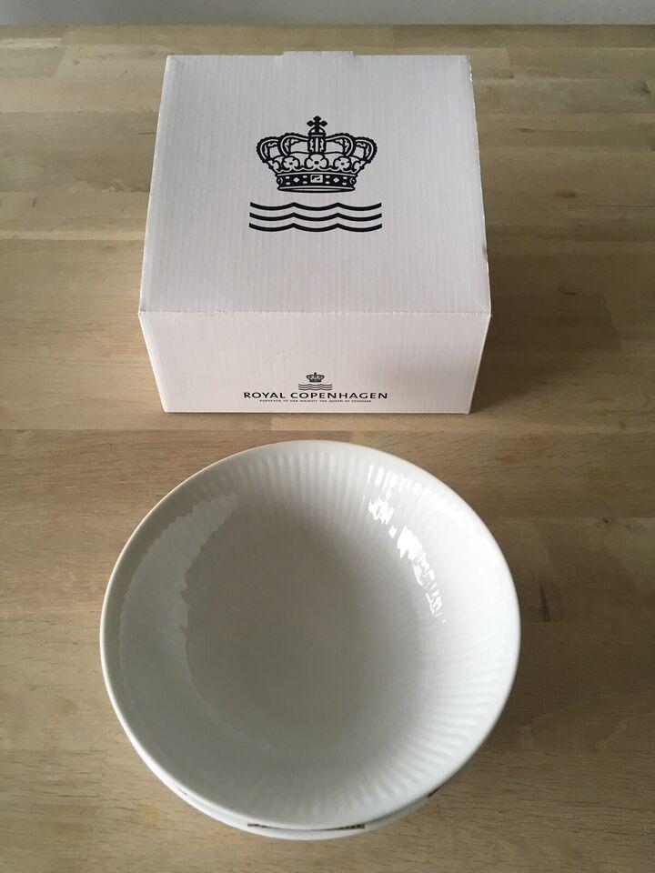 Porcelæn, Skåle, Royal Copenhagen