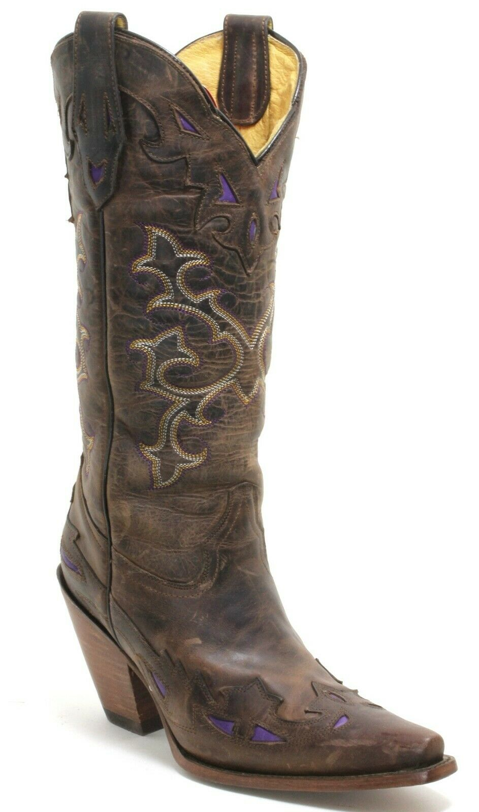 271 Cowboystiefel Westernstiefel Westernstiefel
