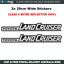 LandCruiser-Reflective-Vinyl-Decals-x2-29cm-Wide-Toyota-4x4-offroad-range-L006