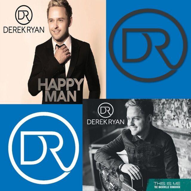 Derek Ryan  Happy Man & This Is Me: The Nashville Songbook 2CD Set 2016