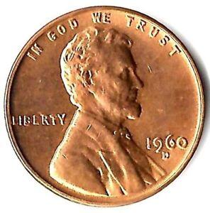 1984 P/&D Lincoln Memorial Pennies