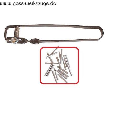 5 Feuersteine für Gasanzünder Schweißgerät Autogen Propan 3 x 20 mm