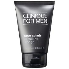 Clinique Skin Supplies for men Face Scrub 3.4oz/100ml