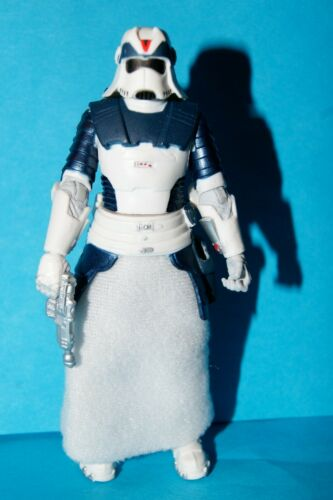 Star Wars Legacy Snowtrooper Concept Loose complet