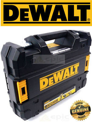 DeWALT DCD996X1 TSTAK CARRY CASE FITS DRILL 1 X 9AMP AND CHARGER