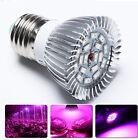 18W Full Spectrum Led Grow Light E27Led Growing spotlight lamp bulb for Flower