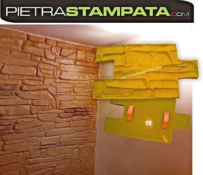 Heimwerker Stempelbeton Zementputz Stempel Bedruckte Stempel Wandstempel Beton Stempel Ideales Geschenk FüR Alle Gelegenheiten