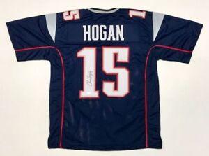 Details about Chris Hogan Signed Patriots Jersey (JSA) Super Bowl champion (LI) Wide Receiver