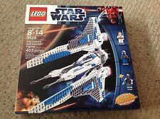 New Lego 9525.  Star Wars.  Pre Vizsla's Mandalorian Fighter