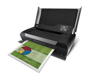 Hp Officejet 150 Mobile All In One Inkjet Printer For Sale Online Ebay