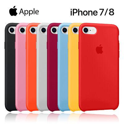 2020 funda de piel con tapa para Apple iPhone 7//8//SE piel iPhone 7 negro iPhone 8 Leaum Funda para iPhone SE 2020