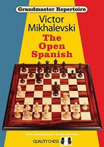 Grandmaster-Repertoire-13-The-Open-Spanish-by-Mikhalevski-Victor-NEW-Book-FR