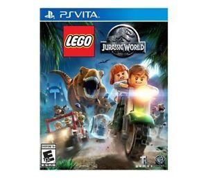 LEGO-Jurassic-World-RE-SEALED-Sony-PlayStation-Vita-GAME