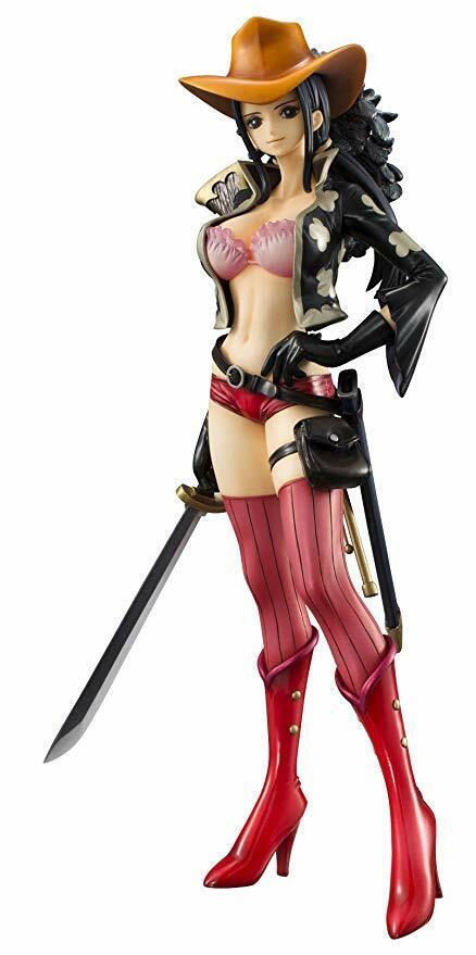 ONE  PIECE Sexy Nico Robin P.O.P. Edition Z film Excellent Model megahouse statue  achats de mode en ligne