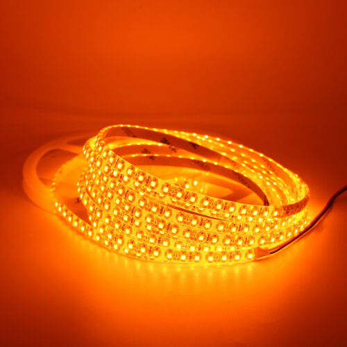 LED Streifen Orange Neon Lichtleiste 600NM 3528 5050 Truck Trucker Beleuchtung
