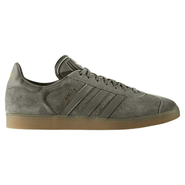 look good shoes sale cute reasonably priced adidas ORIGINALS GAZELLE OG TRAINERS SNEAKERS SHOES MEN'S GREY RETRO NEW