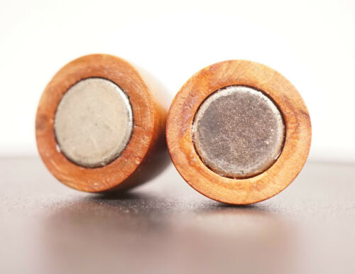 3,3 lb Kescher Magnet HOLZ elastisches Sicherungsband Tragkraft Magnet ca