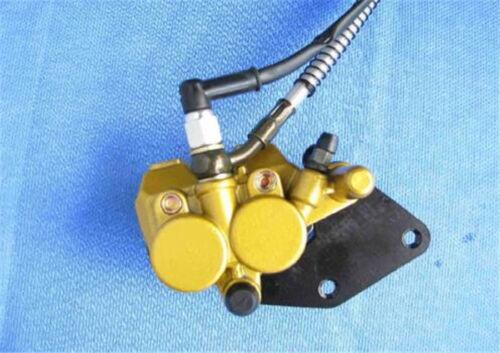 Motorcycle Brake Pressure Light Switch Bolt Single Line Hydraulic Brake Systems
