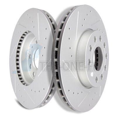 Front Premium 288 mm Brake Disc Rotor For  VW JETTA TDI 2.5L WAGON RABBIT A3 FWD