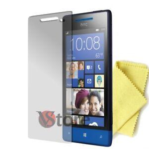 5-Pellicole-Per-HTC-Windows-Phone-8S-Proteggi-Schermo-Display-LCD-Pellicola
