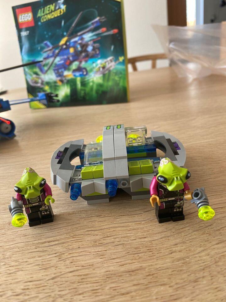 Lego Alien conquest, 7067