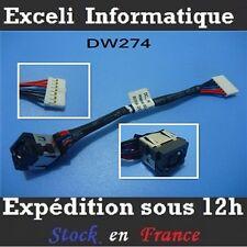 Conector Cable DELL INSPIRON 15R Dc Entrada De Conexión Jack ALTA CALIDAD