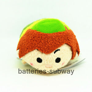 new Peter Pan Tsum Tsum Disney mini Plush Toy