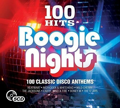 Various Artists - 100 Hits: Boogie Nights / Various [New CD] UK - Import