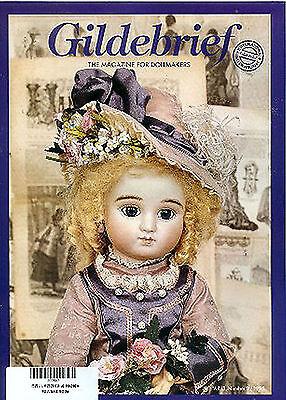 Gildebrief 1//1995 in CD format Dollmaking Antique  Dress Patterns