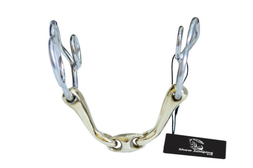 Verbindend Angle Lozenge Horse Bit Universal Bit