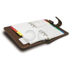 AGENDA-organizer-formato-A6-con-penna-tasche-idea-regalo-agendina-13-19-3cm