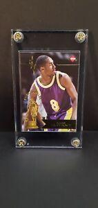 1997 Collector's Edge Impulse #14 Kobe Bryant HOF