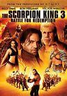 Scorpion King 3 Battle for Redemption 0025192074882 DVD Region 1