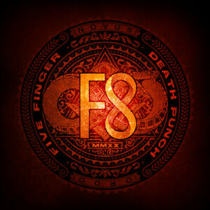 Five-Finger-Death-Punch-F8-Cd-Nuevo-Embalaje-explicita-Digipack