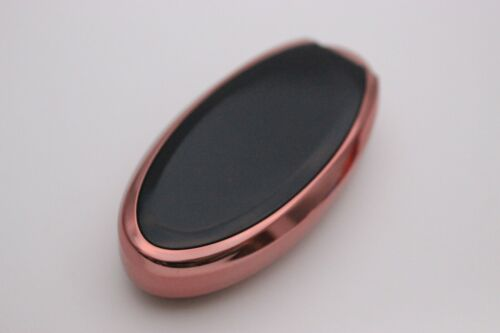 Pink TPU Full Covered Remote 4 Buttons Key Fob Case Cover for Nissan MURANO Juke