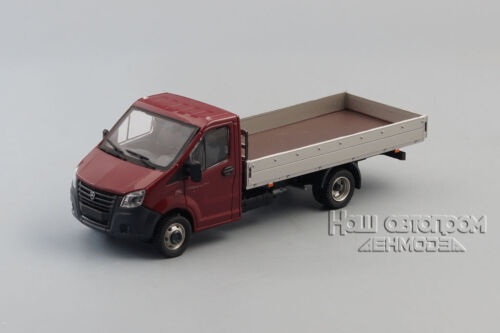 cherry Scale model truck 1:43 GAZelle NEXT A21R33 side