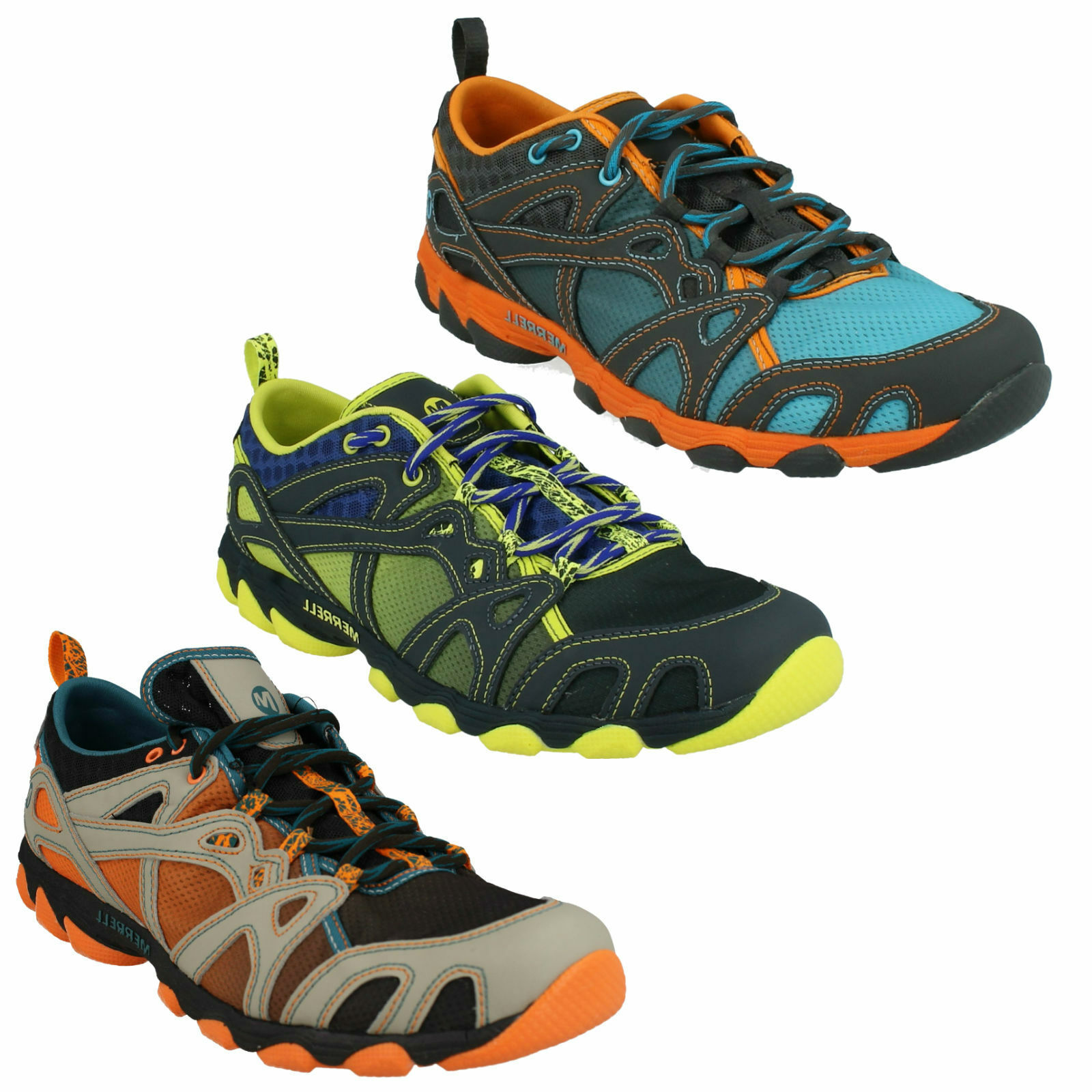 MENS MERRELL HURRICANE LACE CASUAL LACE UP TRAINERS SPORTS SHOES WALKING SIZE