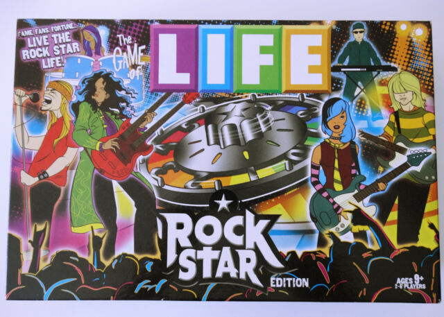 The Game of Life Board Game 2009