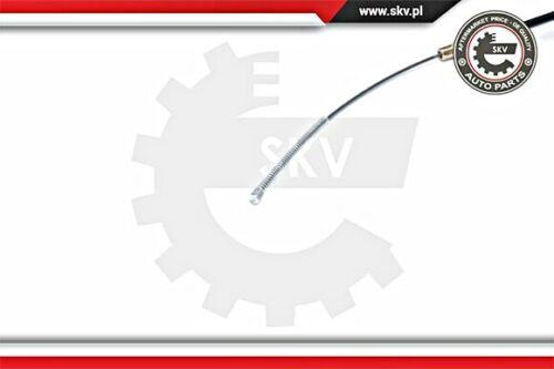 Estate 474598 Parking Brake Cable Right Rear Fits PEUGEOT 306 Box Body