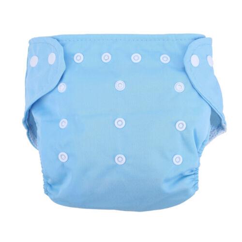 Waterproof Baby Boys Girls Training Pants Cloth Diaper Nappy Washable Underwear