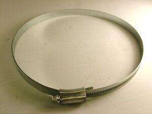 10xSpring Pipe ClipÖl Wasser LuftSchlauch Klemmen Spring Band Typ Fastener o*