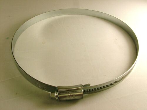 "Lot de 4 colliers de serrage Colliers Genuine British Made 150-180 mm Jubilee 7/"""